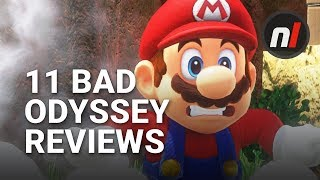 11 Hilariously Bad Reviews for Super Mario Odyssey