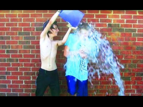 ICE BUCKET *CHALLENGE* ALS Featuring Johnnie Guilbert & BryanStars