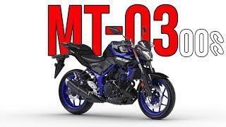 Tudo sobre a Yamaha MT-03 2019 300cc