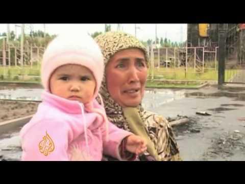 Kyrgyzstan violence spreads