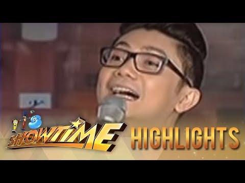 It's Showtime Ansabe: Vhong Navarro video