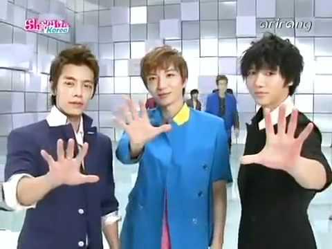 Mr. Simple Mv Making - Super Junior (english Sub) video