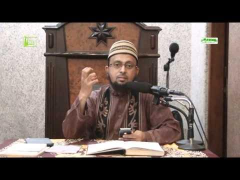 BAB 4 TAKUT KEPADA SYIRIK | KITAB TAUHID | USTAD ABDULLAH SHOLEH AL HADRAMI