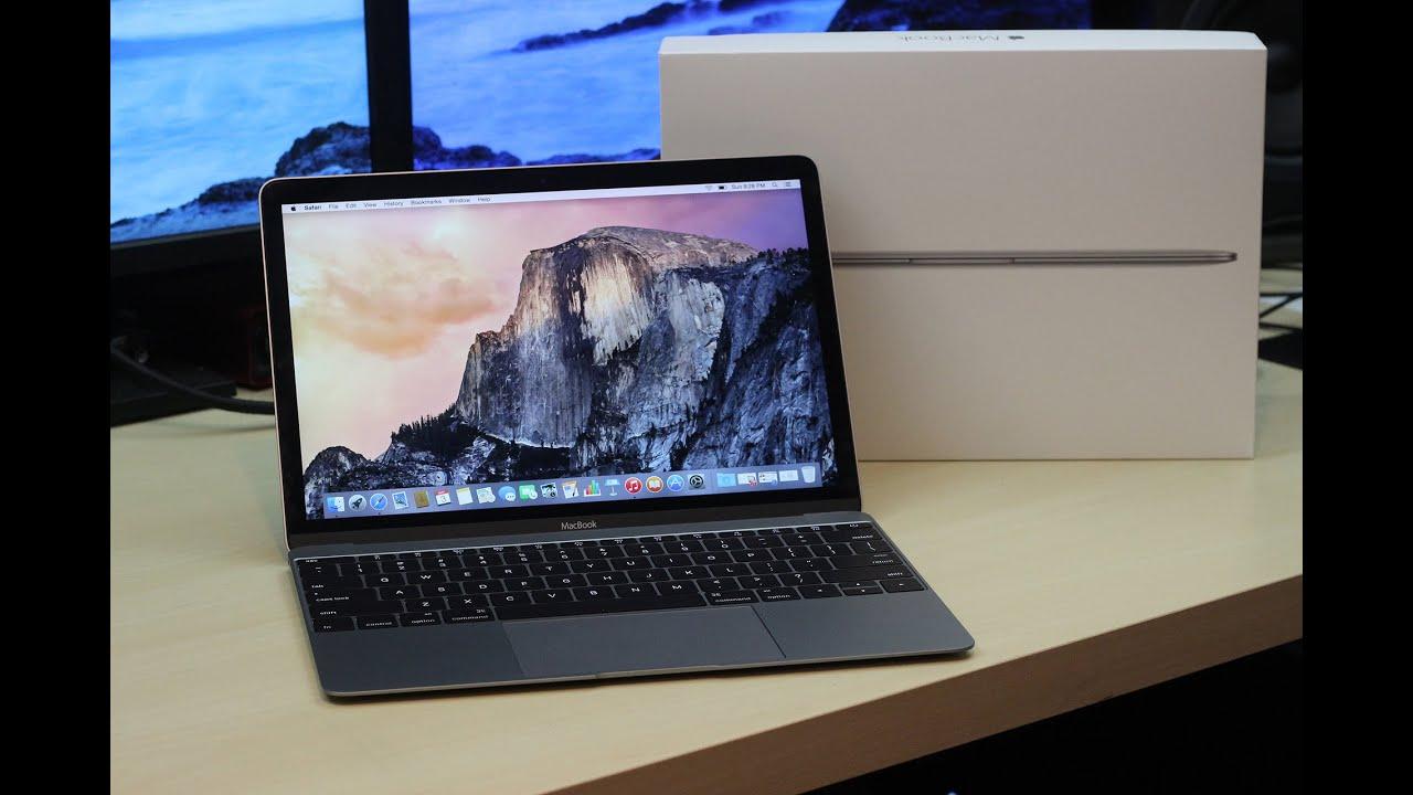 New 2015 Macbook Unboxing