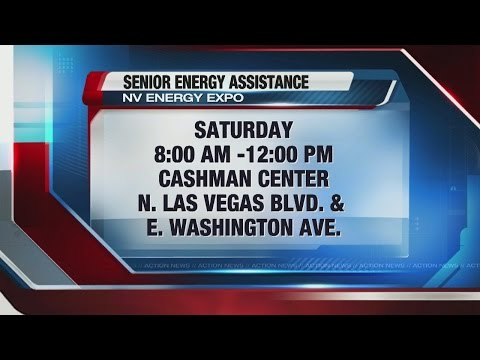 NV Energy Expo will help seniors with electric bills