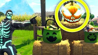 Halloween Hide and Seek in Fortnite !