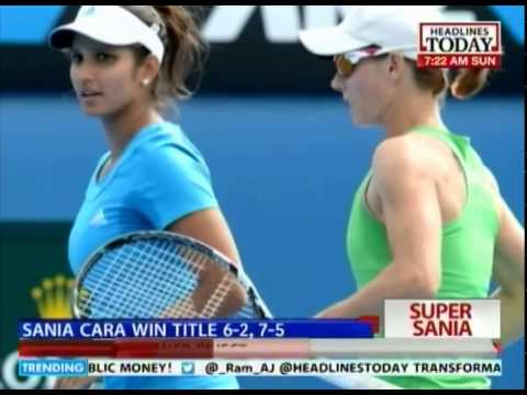 Sania Mirza-Cara Black win Pan Pacific Open title