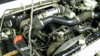 4JA1T Engine