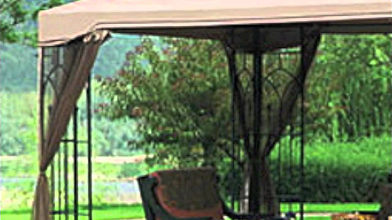 Replacement Canopy For The Big Lots 10x12 Arrow Gazebo