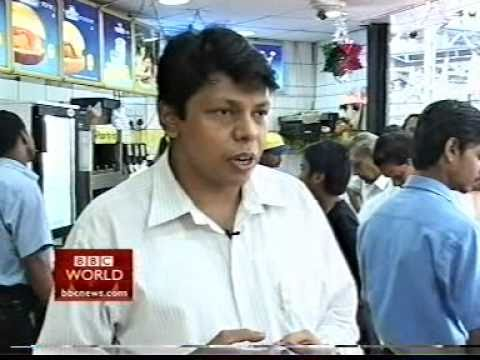 Jumboking Vadapav is featured on Asia Business Report on BBC World