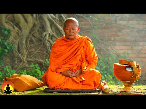 Tibetan Meditation Music, Relaxing Music, Healing Music, Sleep, Chakra, Relax, Yoga, Study, ☯3626