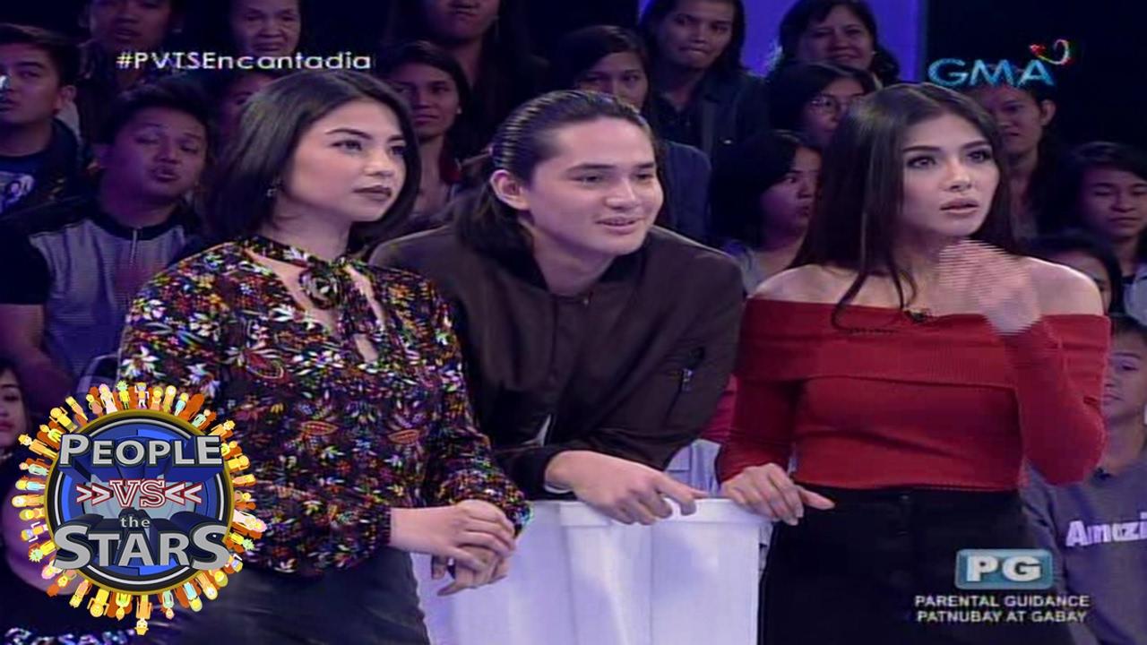 People vs the Stars: 'Encantadia' stars, nagulat sa edad ng Tito, Vic & Joey