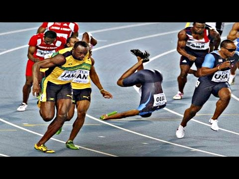 Epic Moments in Track and Field History | 2016 HD