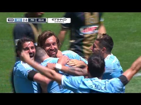 HIGHLIGHTS | NYCFC vs. Philadelphia | 6.18.16