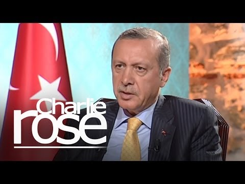 Erdogan on Turkey and Syria | Charlie Rose