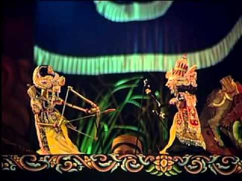 Wayang Golek -  Dorna Gugur (disk  3) video