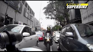 Kawasaki Ninja H2 Urban Reality Test