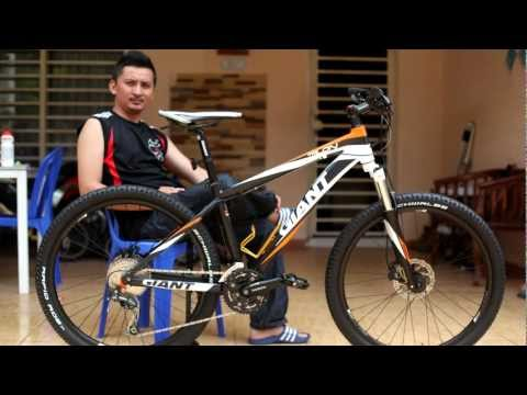 MTB Giant Talon 2013