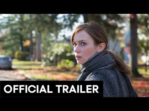 THE GIRL ON THE TRAIN - OFFICIAL MAIN TRAILER