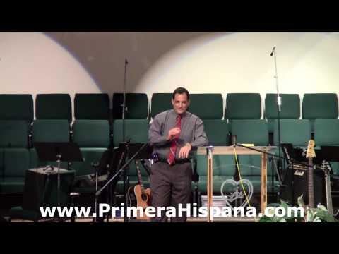 2013 08 18 Culto - Pastor Adrian Ramos
