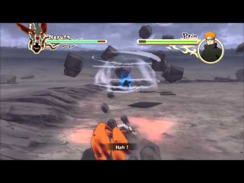 Naruto Vs Pain Part 1 - Naruto Shippuden Ultimate Ninja Storm 2 Storyline Hd 720p video