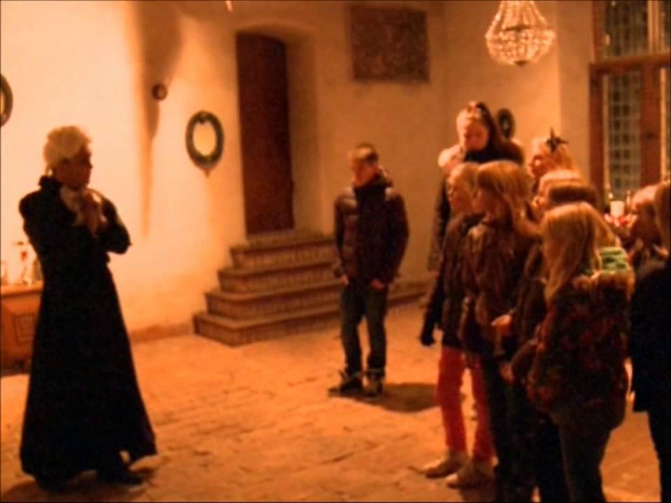 dracula in kasteel Hernen 26 31 oktober 2012   YouTube