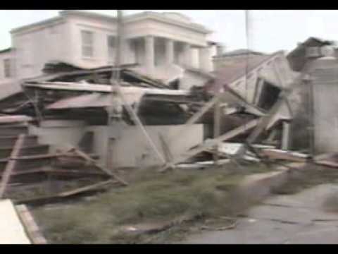 Hurricane Hugo Wrath To Restoration Charleston SC 1989