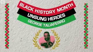 George Taliaferro, the NFL's First Black Draft Pick Black History Month Sports Illustrated
