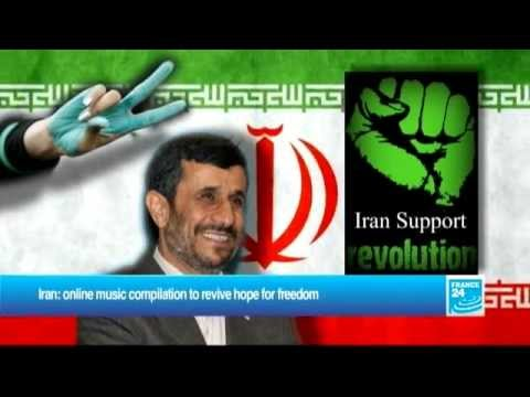 Iran: online music compilation to revive hope for freedom