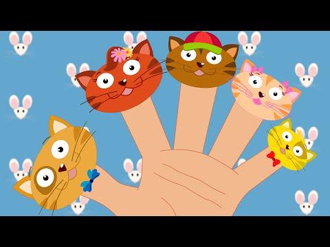 La famiglia delle dita | Finger Family