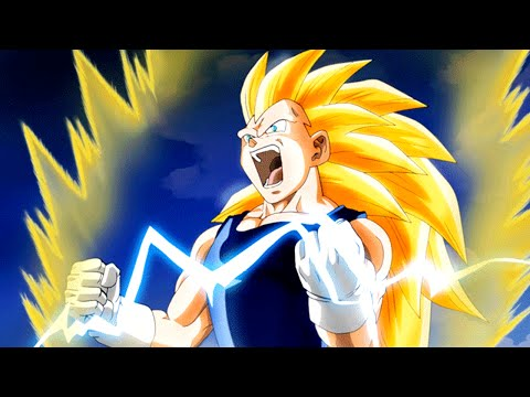 New Dragon Ball Z Movie - Super Saiyan 3 Vegeta?