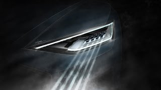 Audi Matrix Laser Headlights - Future Technology