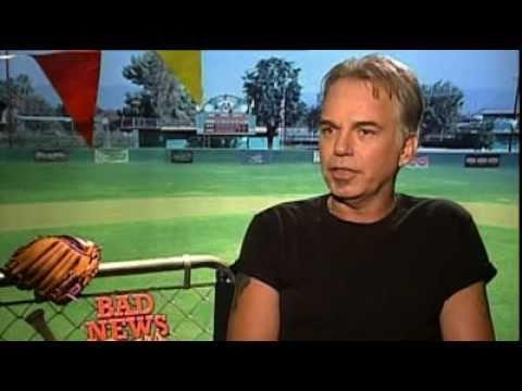 Billy Bob Thornton interview for Bad News Bears
