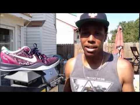 Pit Viper quot  Kobe 8 W  On-Feet ReviewKobe 8 Pit Viper On Feet