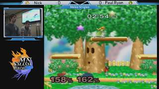 Super Smash Bros. Melee Daily: 2018-10-19 Possibly the Cleanest, Most Slick Move!