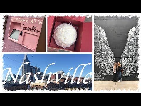 WEEKEND TRIP nach NASHVILLE mit Lena| Vlog| KATHIX