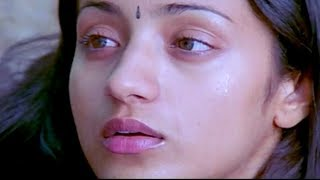 Prabhas And Trisha Emotional Scene  Pournami Movie