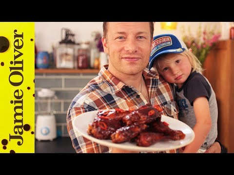 The Best BBQ Sauce   Jamie & Buddy Oliver