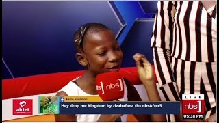 Emmanuella Ready to Meet Fresh Kid| NBS After 5