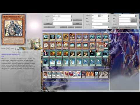 Yugioh Deck Profile Blue Eyes White Dragon April 2015 video