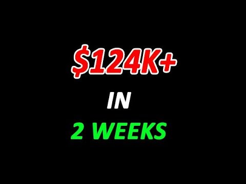(SHOCKING) $124K In 2 Weeks Trading Forex LIVE - So Darn Easy Forex