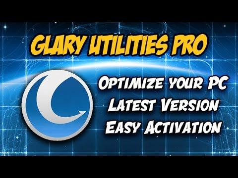 ► Glary Utilities PRO 5.56.0.77   Como instalar y registrar   Optimiza tu PC.
