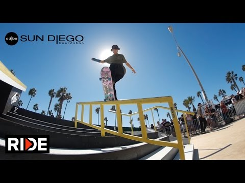 Scott DeCenzo, Chris Tory & More - Sun Diego Am Slam 2016