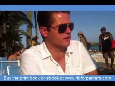 rio for partiers interview   rio de janeiro travel guide