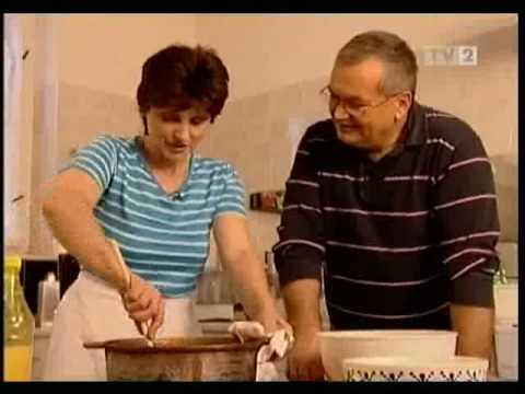 Grillázs torta sütés