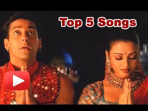 Top 5 Dandiya Songs - Navratri Special