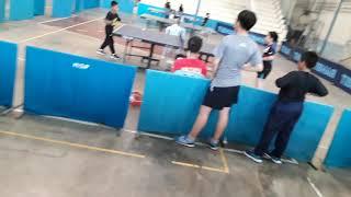 Izdiyad vs Brenden ~ Ping Pong Terbuka Kuantan 2019