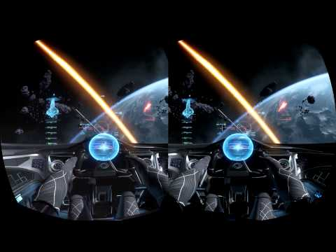 Arena Commander - Oculus Rift Combat: Star Citizen