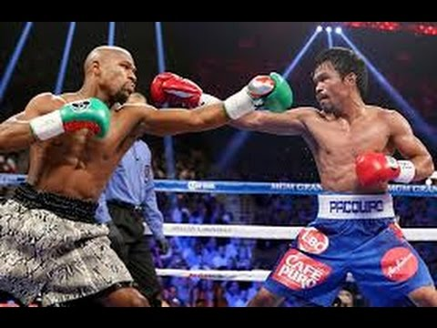 How Floyd Mayweather Can Beat Manny Pacquiao May 2 Showtime HBO PPV !!