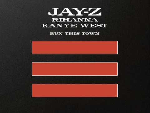 Jay Z feat Rihanna & Kanye West - Run This Town (NEW JULI 2009) Blueprint 3